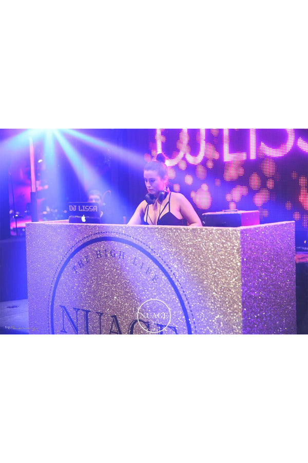 Personalised DJ Booth