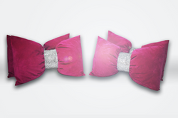 The Bow Cushion Set