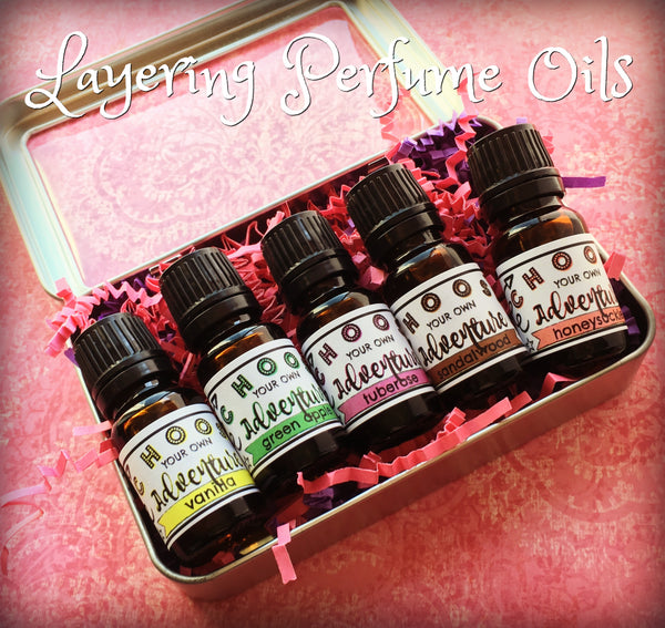 CHOCOLATE Layering Perfume Oil