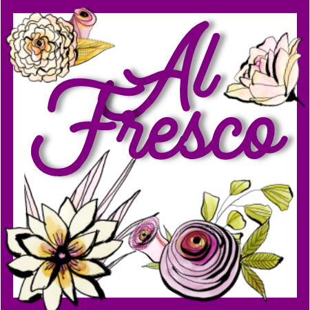 AL FRESCO Luxury Perfume Oil- Light Feminine, Florals, Bergamot, Raspberry, Orchid, Amber