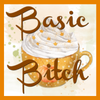 BASIC BITCH Luxury Perfume Oil- Pumpkin Spice Latte, Coffee, Vanilla, Pumpkin, Nutmeg
