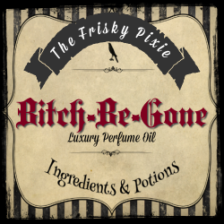 BITCH-BE-GONE Luxury Perfume Oil- Pumpkin, Passionfruit, Guava, Spice, Ginger