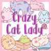 CRAZY CAT LADY Luxury Perfume Oil- Rooibos Tea, Apple, White Wine, Florals