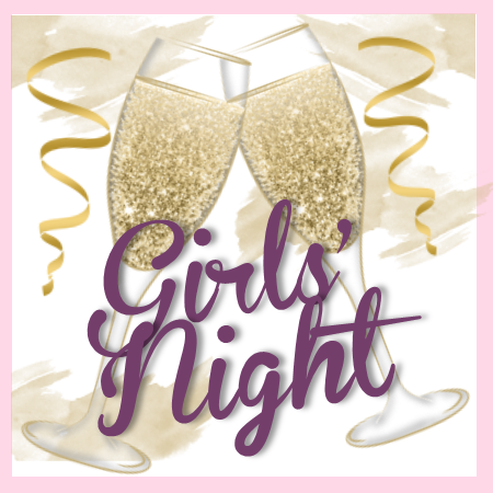 GIRLS' NIGHT Luxury Perfume Oil- Reisling, Rosé, Berries, Apple, Citrus