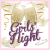 GIRLS' NIGHT UltraBalm™ Lip Balm- Rosé, Pink Champagne, Strawberry, White Wine