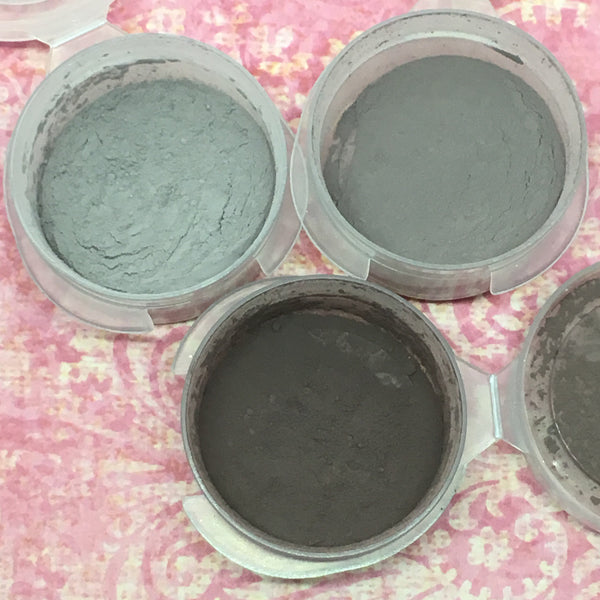 DELIGHTFUL, DELICIOUS, DELOVELY Trio UltraLuxe™ Mineral Eye Shadow- Samples