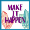 MAKE IT HAPPEN Luxury Perfume Oil- Pomegranate, Hazlenut, Vanilla, Spice