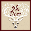 OH DEER Luxury Perfume Oil- Rice Milk, Rum, Vanilla, Almond, Spice, Cocoa, Patchouli
