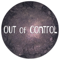 OUT OF CONTROL UltraLuxe™ Mineral Eye Shadow