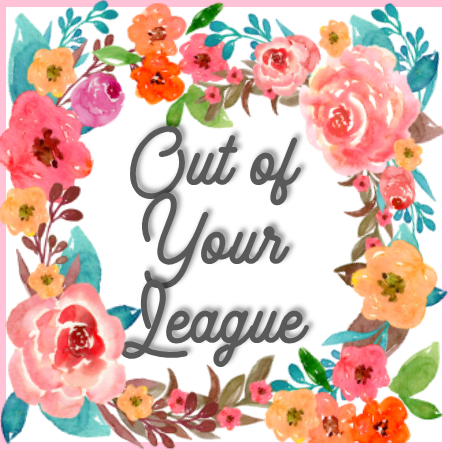 OUT OF YOUR LEAGUE Luxury Perfume Oil- Delicate Florals, Lilac, Violet, Citrus, Sunflower