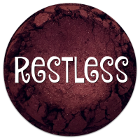 RESTLESS UltraLuxe™ Mineral Eye Shadow