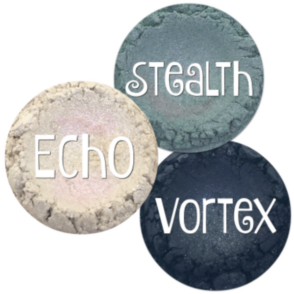 ECHO UltraLuxe™ Mineral Eye Shadow