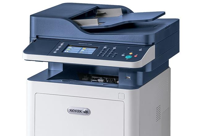 Multifuncional Xerox WorkCentre 3345, Blanco y Negro, Láser, Inalámbrico, Print/Scan/Copy