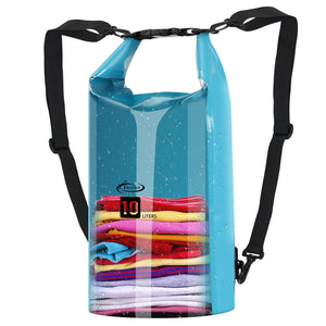 10L Floating Waterproof Dry Bags