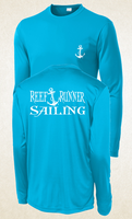 Long Sleeve Activewear - Anchor Logo