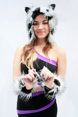 Fur Kitty Hat (High-End Naturals)