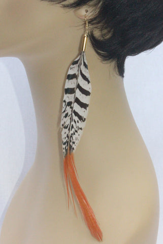 Long Pheasant Feather