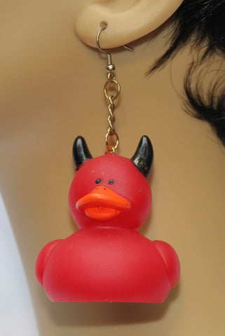 Devil Rubber Ducky