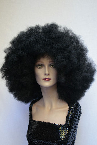 The Mega Afro Wig