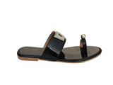 EGYPT SLIDE - BLACK