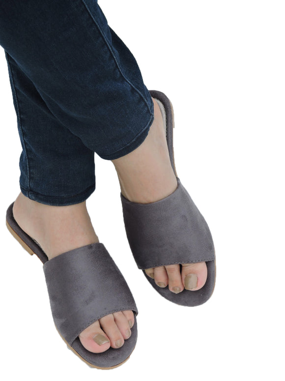 Leisure Slide Grey