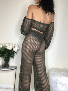 Bianca Fishnet Set - Shop Taylor Boutique
