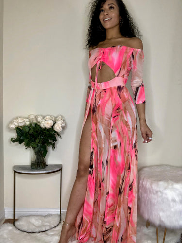 Sophia Maxi Dress - Shop Taylor Boutique