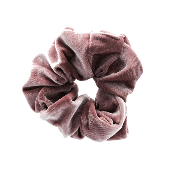 Samt Haargummi – Scrunchie Cottoncandy