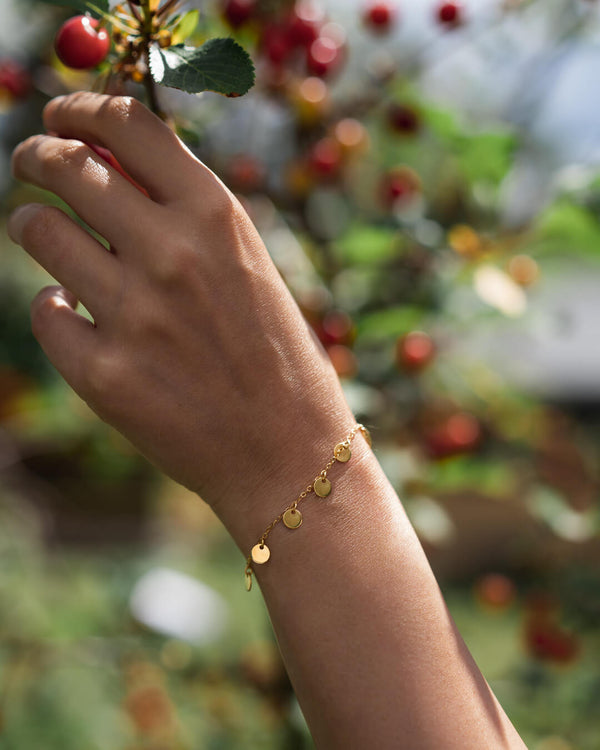 Armband Supernova Mini - Gold