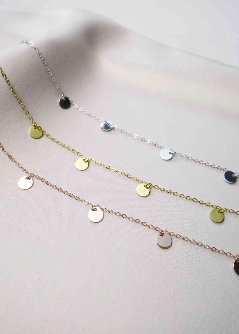 Choker Supernova Mini - Gold