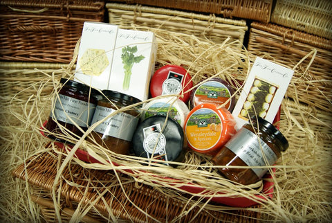 Extra Large Cheese Hamper