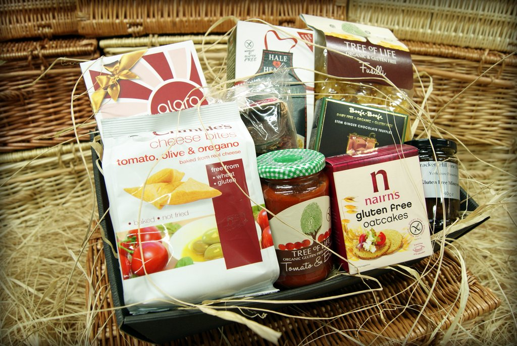 Gluten free hamper luxury muesli wheat free hamper negle Images