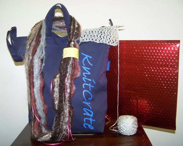 KnitCrate Sneak Peek January 2013 Beginner Package