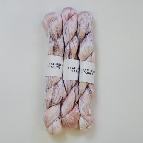 3-Pack Trailhead Yarns Cabot Trail in Day at the Beach - KNITCRATE