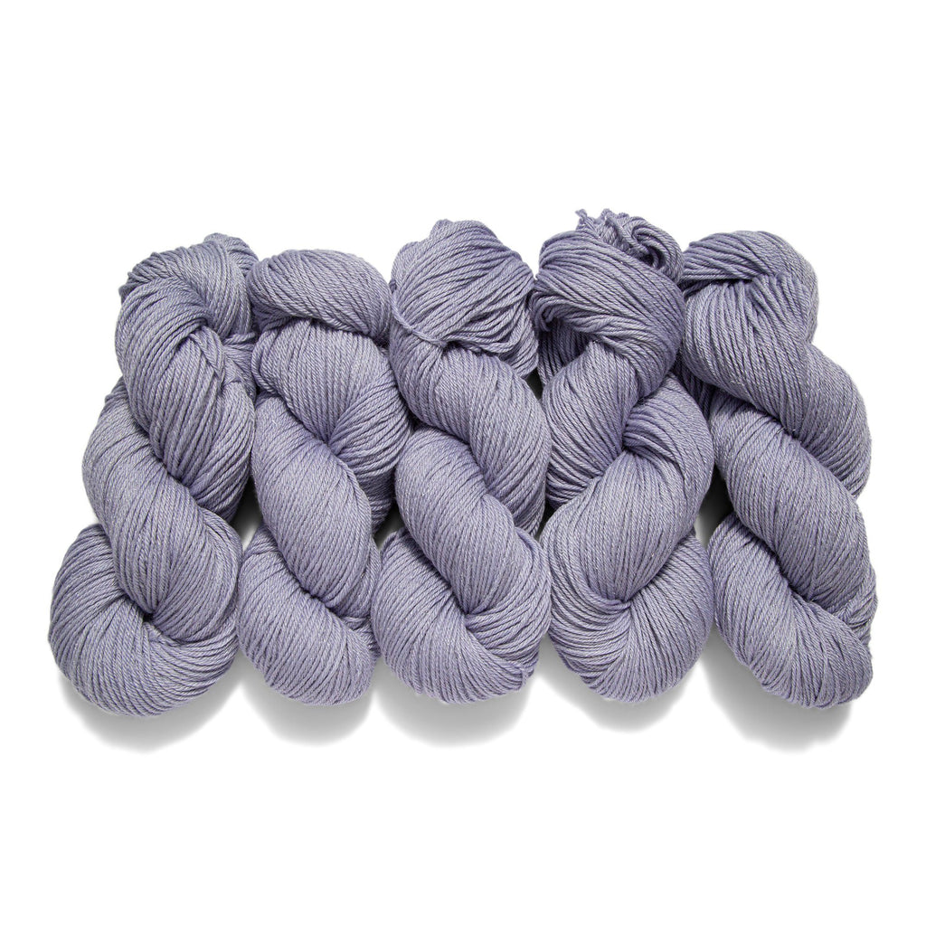 5 Pack of Audine Wools Twinkle DK in Knit Yorker