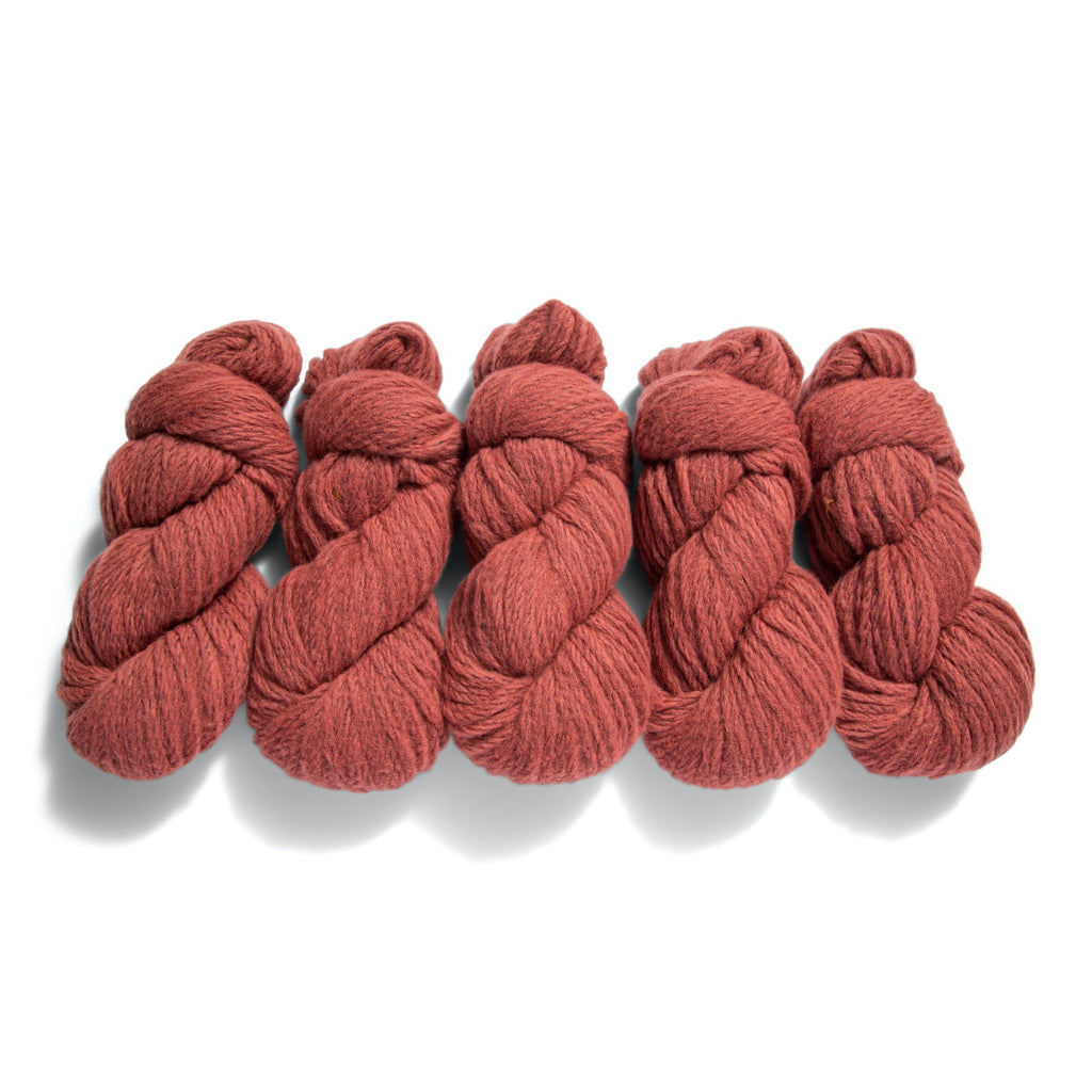 5-Pack of URU.YARN Chonk in Petal