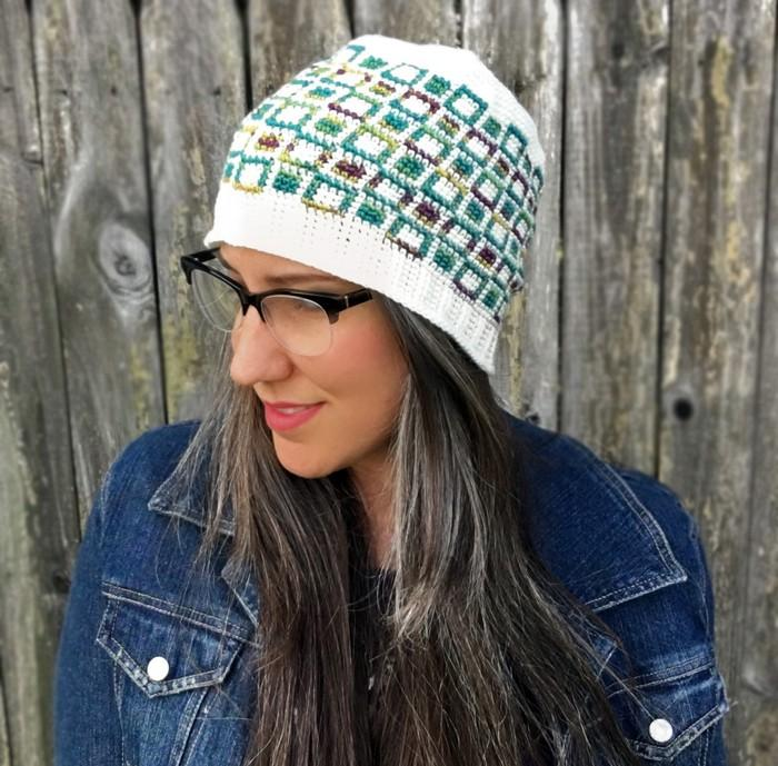 All Ages Inside Out Beanie Crochet Pattern - KNITCRATE