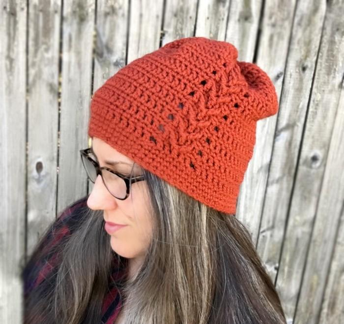 All Ages Lincoln Beanie Crochet Pattern - KNITCRATE