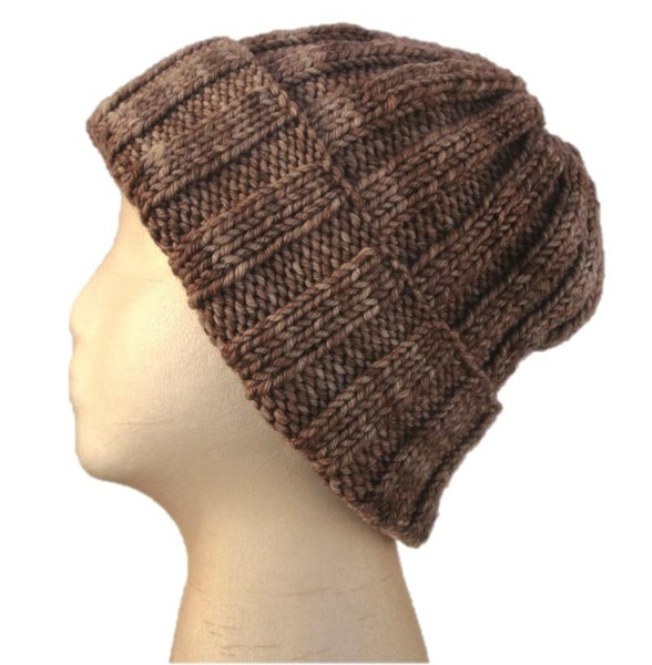 Applewood Hat - KNITCRATE
