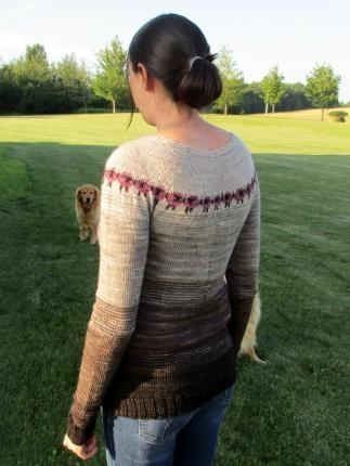 Are Ewe Knitting Me? Sweater Knitting Pattern - KNITCRATE