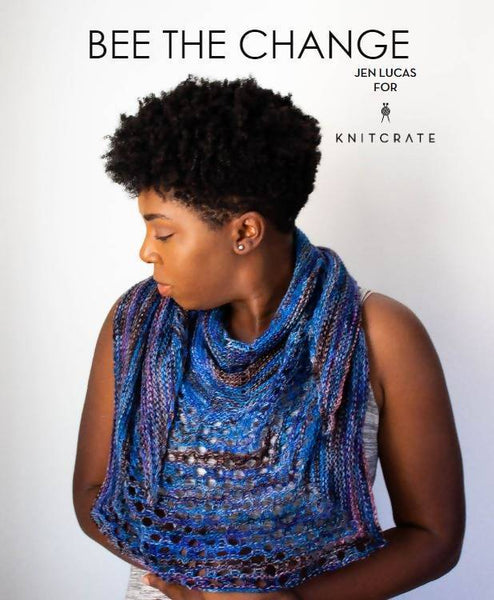 Bee The Change - KNITCRATE