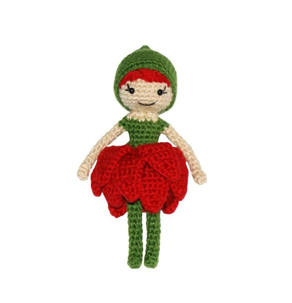Blossom Pixie Doll Crochet Pattern - KNITCRATE