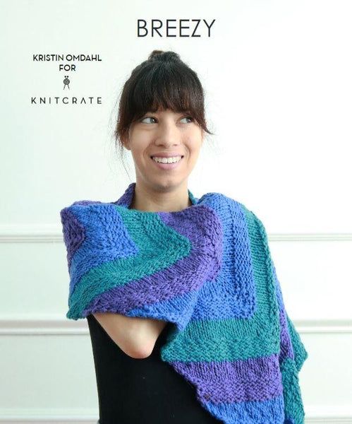 Breezy - KNITCRATE