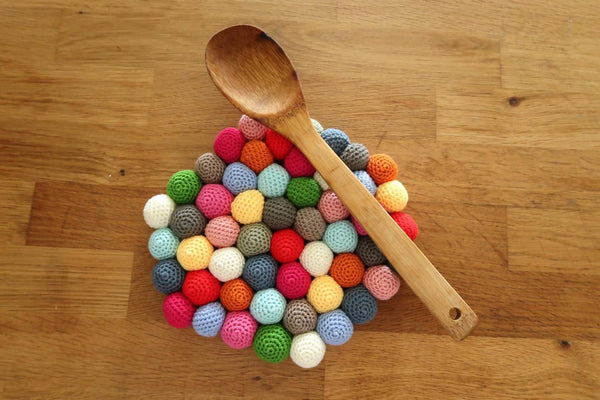 Candy Potholder - KNITCRATE