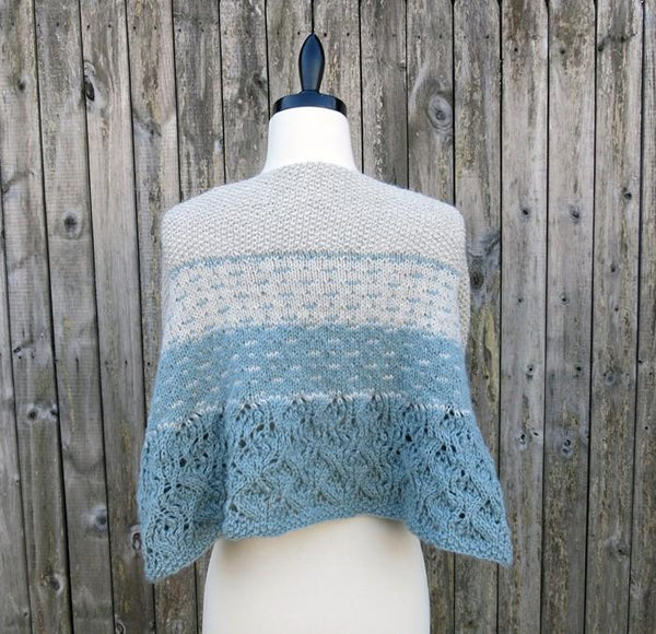 Carol Cowl Knit Pattern - KNITCRATE
