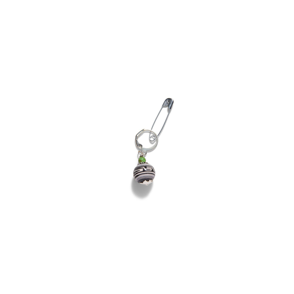 Ceramic Bead Stitch Marker by Bling Your String
