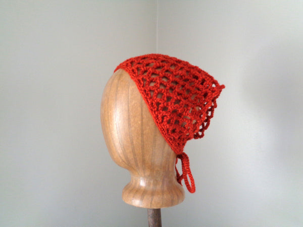 Chili Kerchief - KNITCRATE