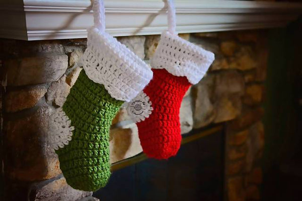 Chunky Christmas Stocking