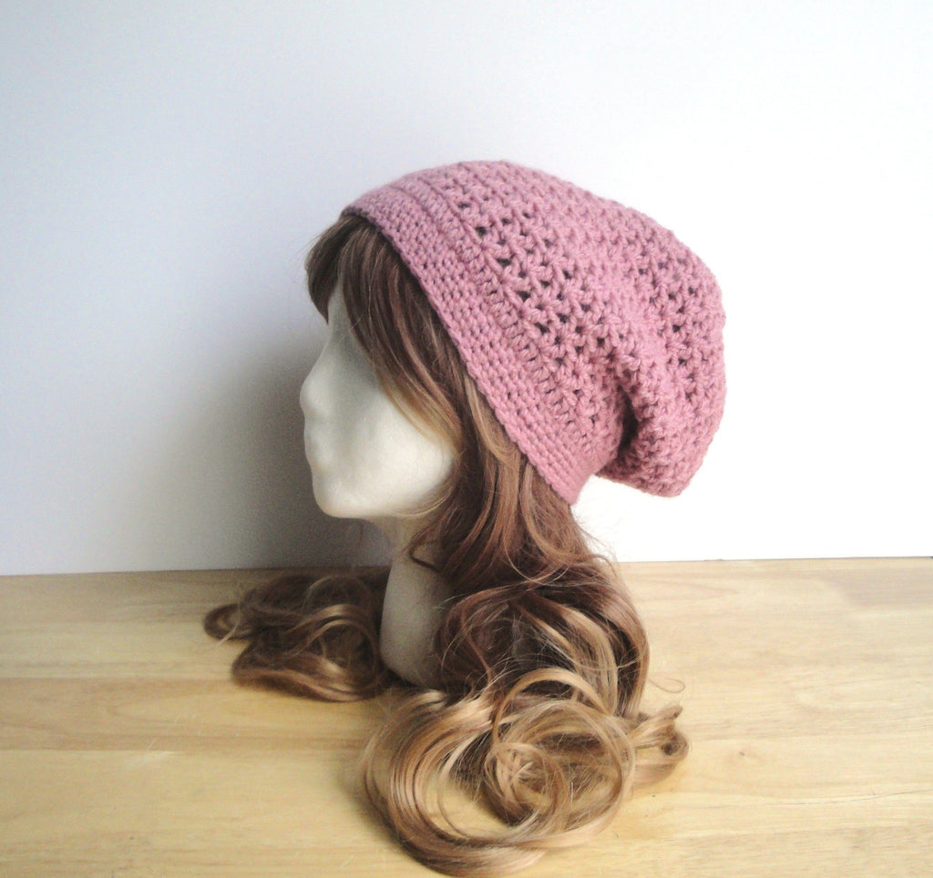 Clara Slouch Hat - KNITCRATE