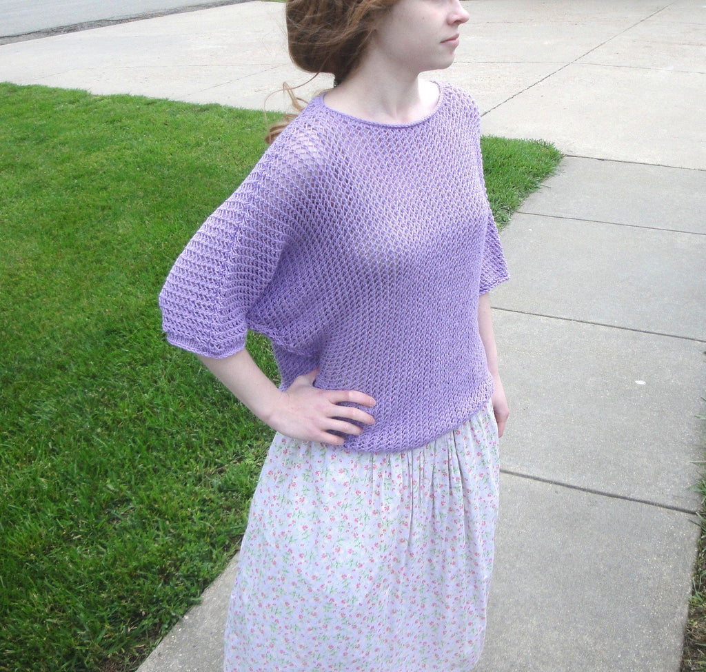 Clementine Top - KNITCRATE